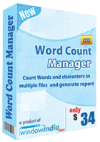 Word Count Manager Coupon