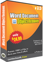 15% – Word Document Object Remover