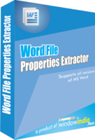 Word File Properties Extractor – Exclusive Coupon