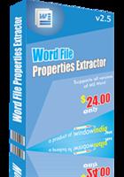 Window India – Word File Properties Extractor Sale