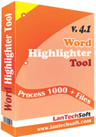 LantechSoft – Word Highlighter Tool Sale