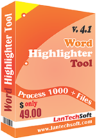 Exclusive Word Highlighter Tool Coupon Discount