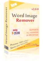 Word Image Remover Coupon