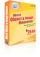 Word Object and Image Remover – Exclusive 15% Coupon