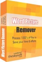 Word Picture Remover Coupon