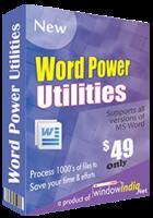 Exclusive Word Power Utilities Coupon