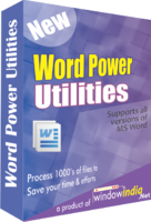 Word Power Utilities Coupon