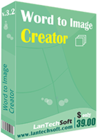 Word To Image Convertor – Exclusive Discount
