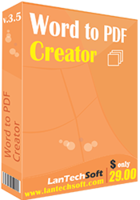 Word To PDF Convertor Coupon Sale