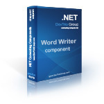 Word Writer .NET – 4 Developer License Coupon 15%