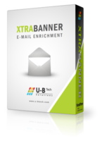 U-BTech Solutions XTRABANNER 400 User Licenses Coupons