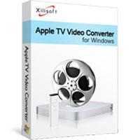 Xilisoft Apple TV Video Converter 6 Coupon – $29.95