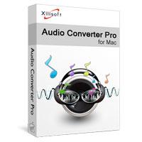 Xilisoft Audio Converter Pro for Mac Coupon Code – $29.95