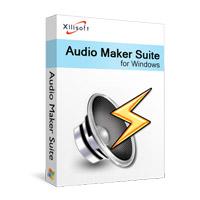 Xilisoft Audio Maker Suite Coupon – $29.95