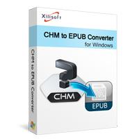 Xilisoft CHM to EPUB Converter Coupon – $29.95