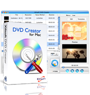 Xilisoft DVD Creator 6 for Mac Coupon Code – 20%