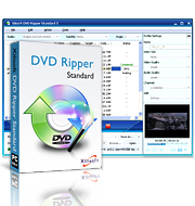Xilisoft DVD Ripper Standard 6 Coupon – 20%