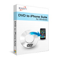 Xilisoft DVD to iPhone Suite Coupon – $29.95