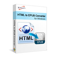 Xilisoft HTML to EPUB Converter Coupon Code – $29.95