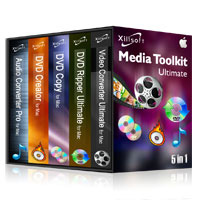 Xilisoft Media Toolkit Ultimate for Mac Coupon – $29.95