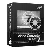 Xilisoft Video Converter Platinum 7 for Mac Coupon – $29.95