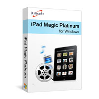 $29.95 Xilisoft iPad Magic Platinum Coupon