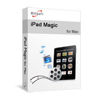 Xilisoft iPad Magic for Mac Coupon – $29.95