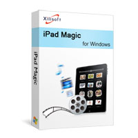 Xilisoft iPad Magic Coupon Code – 30%