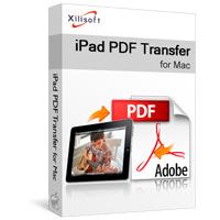 Xilisoft iPad PDF Transfer for Mac Coupon Code – $29.95