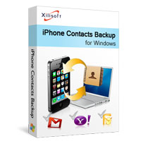 Xilisoft iPhone Contacts Backup Coupon Code – 20%