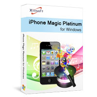 Xilisoft iPhone Magic Platinum Coupon Code – $29.95