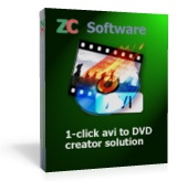 ZC Software – ZC AVI to DVD Creator Coupon Deal