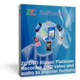 15% ZC DVD Ripper Platinum Coupon Discount