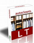 Exclusive autoclosets LT Coupon Discount