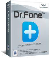 Wondershare Software Co. Ltd. dr.fone – iOS Recover(Mac) Coupon Sale