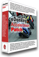 eDonkey Acceleration Patch Coupon – 35%