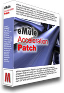 eMule Acceleration Patch Coupon – 35%