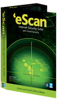 eScan Internet Security Suite with Cloud Security Coupon
