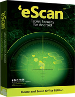 Exclusive eScan Tablet Security for Android Coupon Code