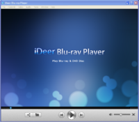 iDeer Blu-ray Player for Windows (Full License + 2 Year Upgrades) Coupon 15% OFF