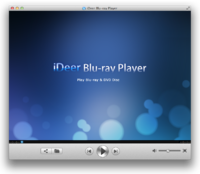 iDeer Mac Blu-ray Player (Full License + Lifetime Upgrades) Coupon