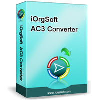 iOrgSoft AC3 Converter Coupon Code – 40% Off
