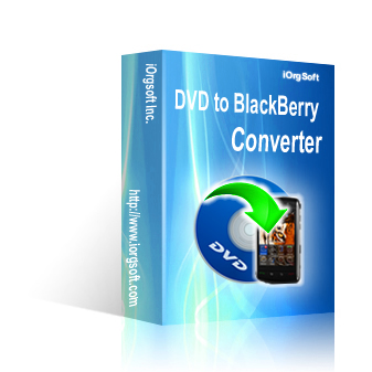 50% iOrgSoft DVD to BlackBerry Converter Coupon