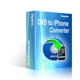 50% iOrgSoft DVD to iPhone Converter Coupon
