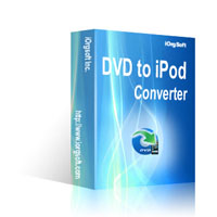 40% iOrgSoft DVD to iPod Converter Coupon