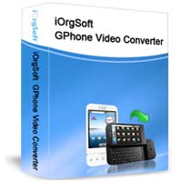 iOrgSoft GPhone Video Converter Coupon – 50%