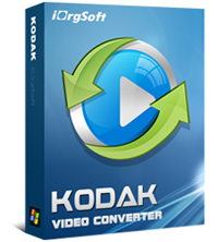 iOrgSoft Kodak Video Converter Coupon – 40%