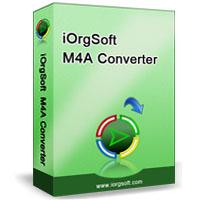 iOrgSoft M4A Converter Coupon – 50%