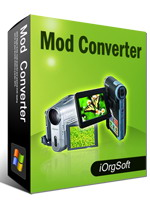 iOrgSoft Mod Converter Coupon Code – 50%