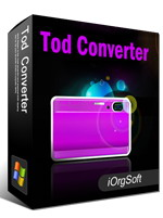 iOrgSoft Tod Converter Coupon Code – 50%